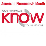 Celebrating Pharmacy Week and American Pharmacists Month