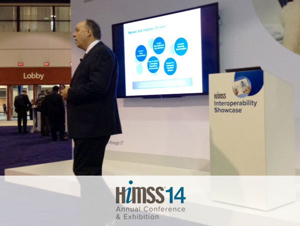HIMSS 14 Annual Conference & Exhibition